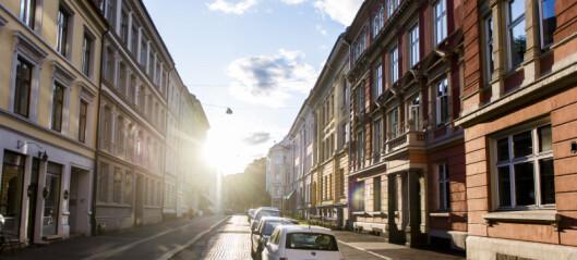 — Ja til mer klassisk arkitektur i Fjordbyen