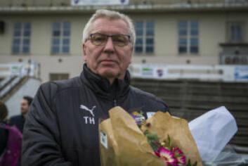 Torgny Hasås og Gruner IL mottar gratulasjoner fra alle kanter. Foto: Morten Lauveng Jørgensen