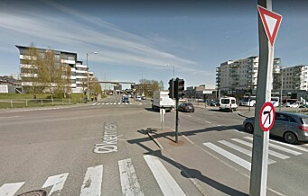 Lastebilsjåfør tiltalt for uaktsomt drap av mopedfører på Hasle