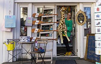 Marthes lekestue, et eventyr av en butikk, skaper magi for store og små