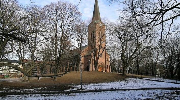 Sofienberg kirke er en av ni kirker i Oslo som ble vedtatt lagt ned for å spare 10 millioner kroner. Foto: Kirken.no