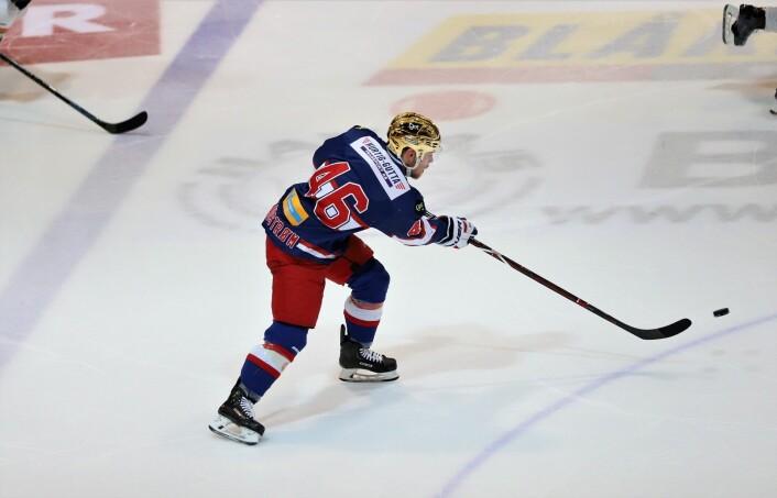 Den vanligvis så sikre Tobias Lindstrøm misset på straffe, det kan vise seg å bli skjebnesvangert. Foto: André Kjernsli