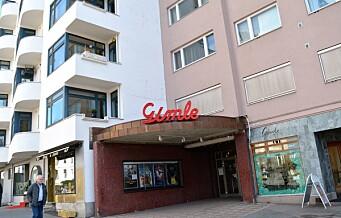 Gimle kino reddes av bystyret