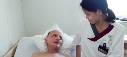 – Hjelperne, ikke politikerne, bør vurdere de eldres behov for hjelp