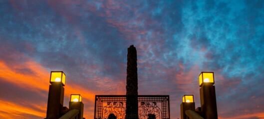 Fire tenåringer dømt for ran i Frognerparken – to slipper fengsel