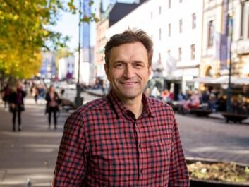 � Det er på tide at politikerne satser på tog til utlandet, mener byråd for miljø og samferdsel, Arild Hermstad (MDG). Foto: Ole Christian Klamas / MDG