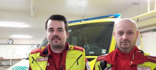 Gravearbeider og stengte gater skaper trøbbel for ambulansen. Oslo kommune tar selvkritikk
