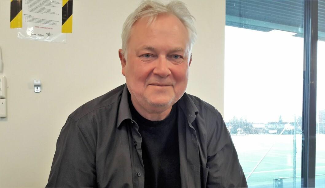 Morten Nordlie er født på Sagene, og familien har røtter i bydelen tilbake til 1870-tallet. Nordlig snakket om bydelen på ekte sagana-dialekt. Foto: Anders Høilund