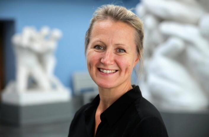 � Vi skal bruke jubileumsåret til å spre kunnskap om Gustav Vigeland og hans kunst, sier prosjektleder Guri Skuggen. Foto: Unni Irmelin Kvam / Vigelandmuseet