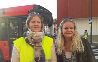 Bussholdeplasser flyttes og veibanen innsnevres i Strømsveien. — Vi er veldig glade for tiltakene, sier Aksjon Strømsveien