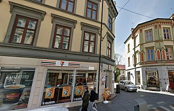 Politiet pågrep pistolmann etter ran mot 7-Eleven i Hegdehaugsveien