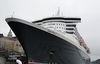 Da nordmenn var verdensmestere i cruise