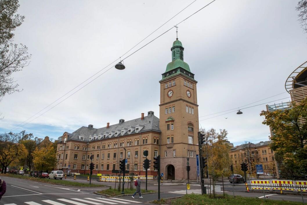 Ullevål sykehus bør bestå, mener den uavhengige faggruppen. Foto: Terje Bendiksby / NTB scanpix