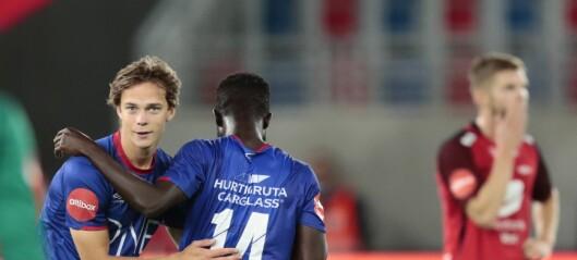 Vålerenga leier ut Felix Horn Myhre (20) til Bodø/Glimt
