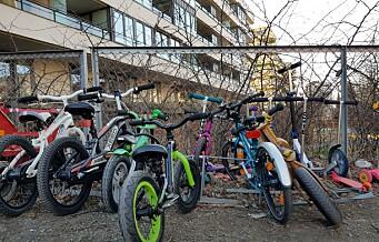 – Ikke skyv småbarnsfamiliene i Gyldenløves gate foran