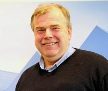 Prosjektleder Knut Jørgensen avviser at Statsbygg har gjort feil i saksbehandlingen. Foto: Statsbygg