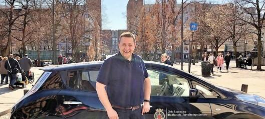 Vil låne ut kommunens biler til hovedstadens innbyggere