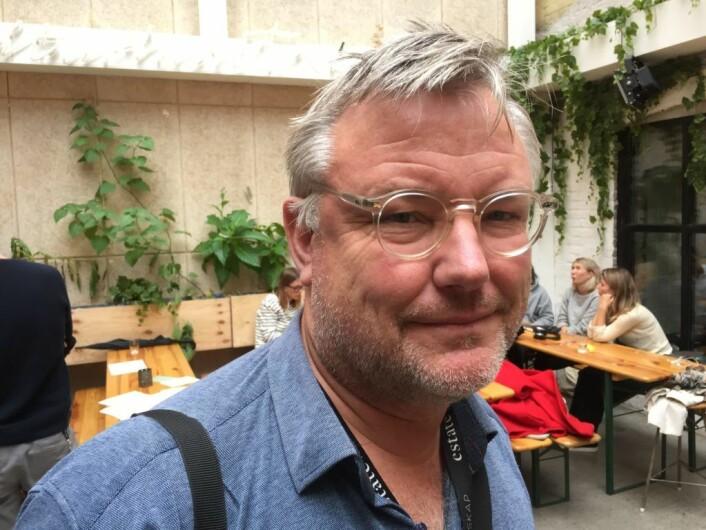 � Hvor er kvinnene, spør byutvikler og tidligere direktør i eiendomsgiganten Aspelin Ramm, Sverre Landmark. Han mener det er flere kvalifiserte kvinner som burde vært på søkerlista til jobben som ny byplansjef i Oslo. Foto: Vegard Velle