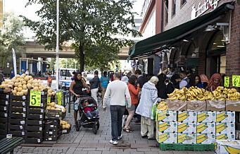 Nye SSB-tall for Oslo: Etniske nordmenn flytter fra bydeler med mange innvandrere