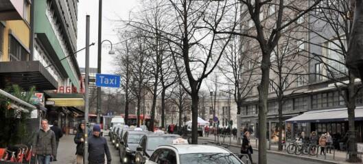 — Taxireform gir lavere lønninger og mer skattesnusk i Oslo, hevder TØI-rapport