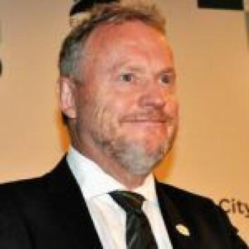 Byrådsleder Raymond Johansen (Ap). Foto: Arnsten Linstad