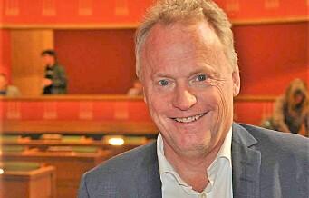 Byrådsleder Raymond Johansen vil fjerne kontantstøtten i utvalgte bydeler