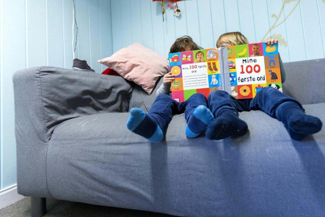 Flere barnevernstjenester i bydelene melder om en økning i antall bekymringsmeldinger fra barnehagene sammenlignet med tidligere etter at prosjektet ble innført i 2016. Foto: Gorm Kallestad / NTB scanpix