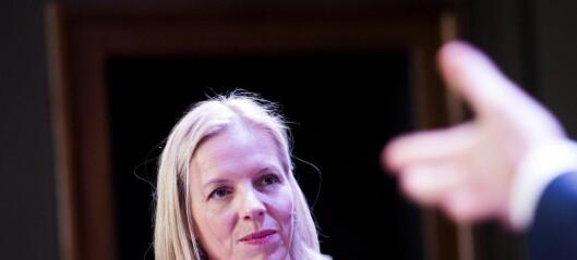Ap/SV/MDG-byrådet innstiller Marte Gerhardsen som ny utdanningsdirektør i Oslo