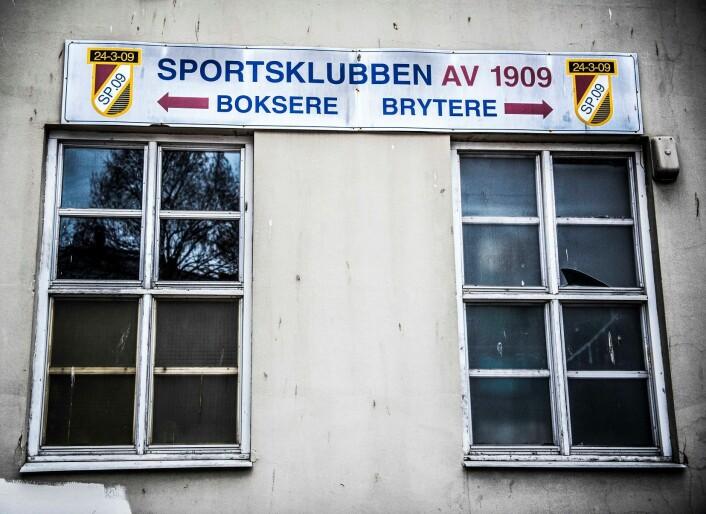 Klubb med sjel: Mye er ved det samme hos Sportsklubben av 1909 på Dælenenga på Grünerløkka. Foto: Erik Berglund