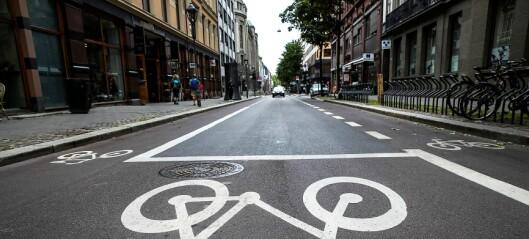 – Hvordan kan vi skape en trygg og god sykkelby?