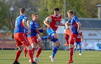 To straffespark og en frisparkperle sikret Skeid 3-0 over Tromsdalen