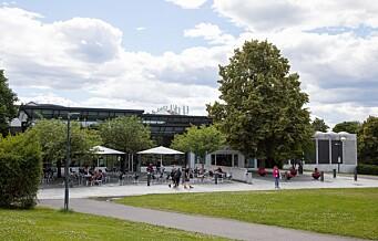 Masseslagsmål ved Munchmuseet på Tøyen. Politi jakter flere menn som rømte fra stedet