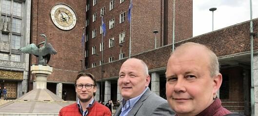Her er hva du får fra lønnsoppgjøret for kommunalt ansatt i Oslo