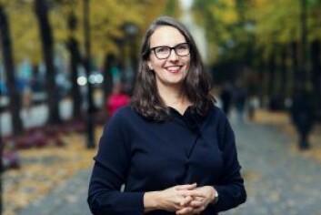 Advokatfullmektig i Norske Boligbyggelag, Line C.B. Bjerkek, mener dugnaden skaper bedre bomiljø og demper konflikter. Foto: Nadia Frantsen