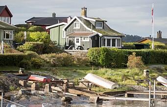 Statsbygg avlyser salget av Oslo-øyene