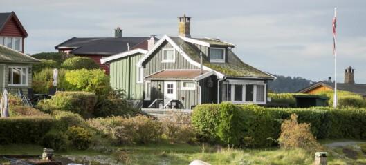 Nå skal det bli lettere å forstå reglene for bygging på hytteøyene i Oslofjorden
