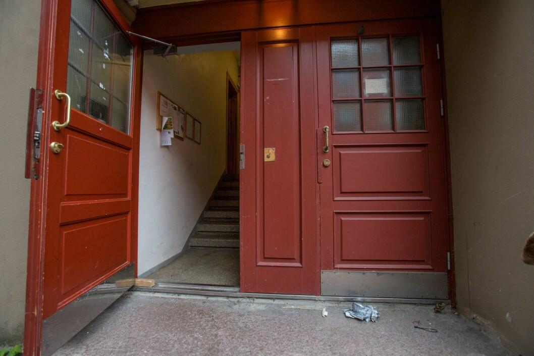 Oslo senterparti er lei av at Oslo kommune opptrer som en bolighai. Foto: Sindre Glende / NTB scanpix
