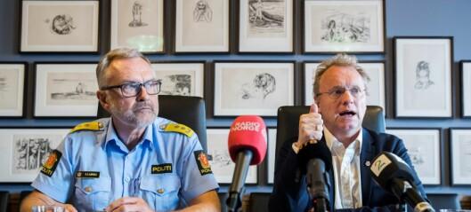 Oslo kommune og Oslo politidistrikt forsterker innsatsen mot unge lovbrytere