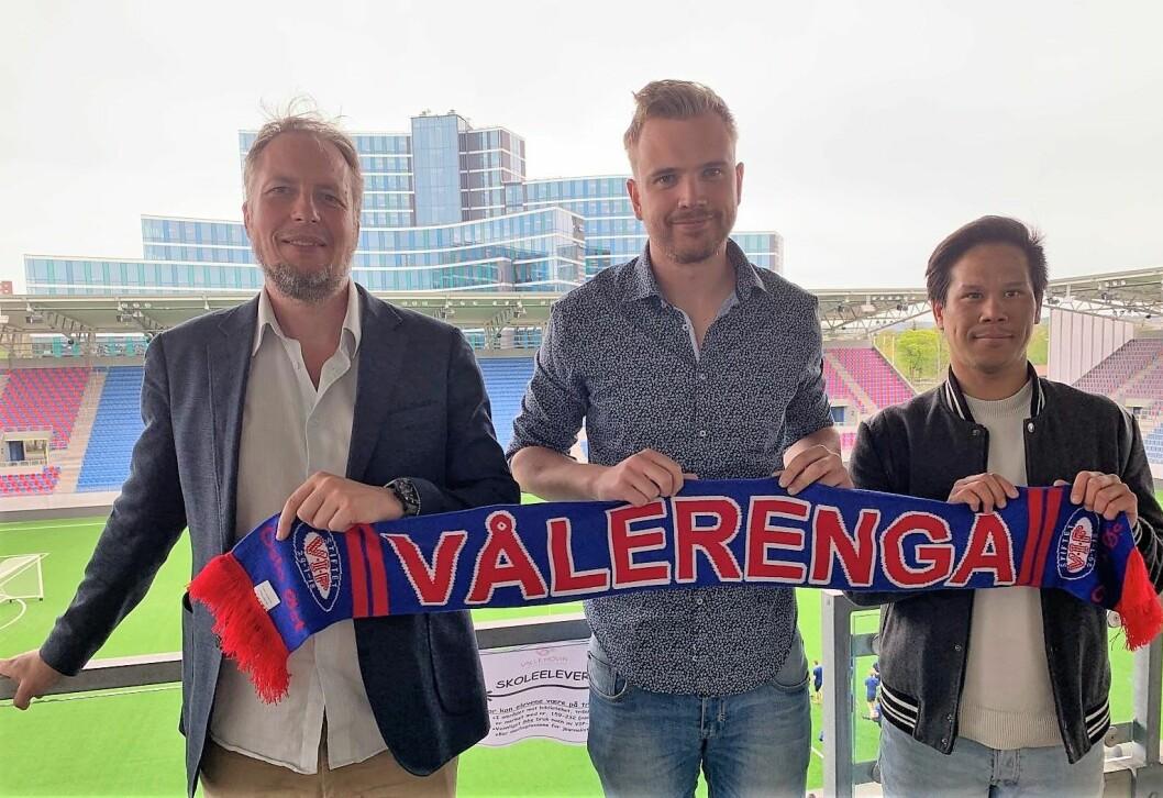 – Damefotballen vokser med rette i popularitet. VårtOslo ønsker å skape mer oppmerksomhet rundt innsatsen Vålerenga fotball legger ned, sier Vegard Velle, redaktør av VårtOslo.