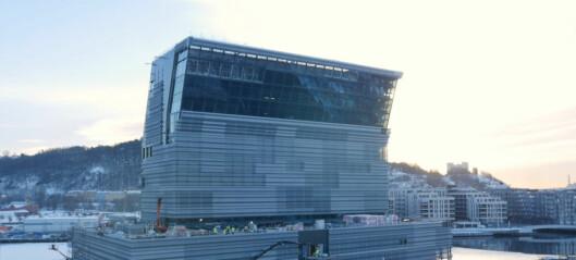 — Ja til en egen byarkitekt i Oslo