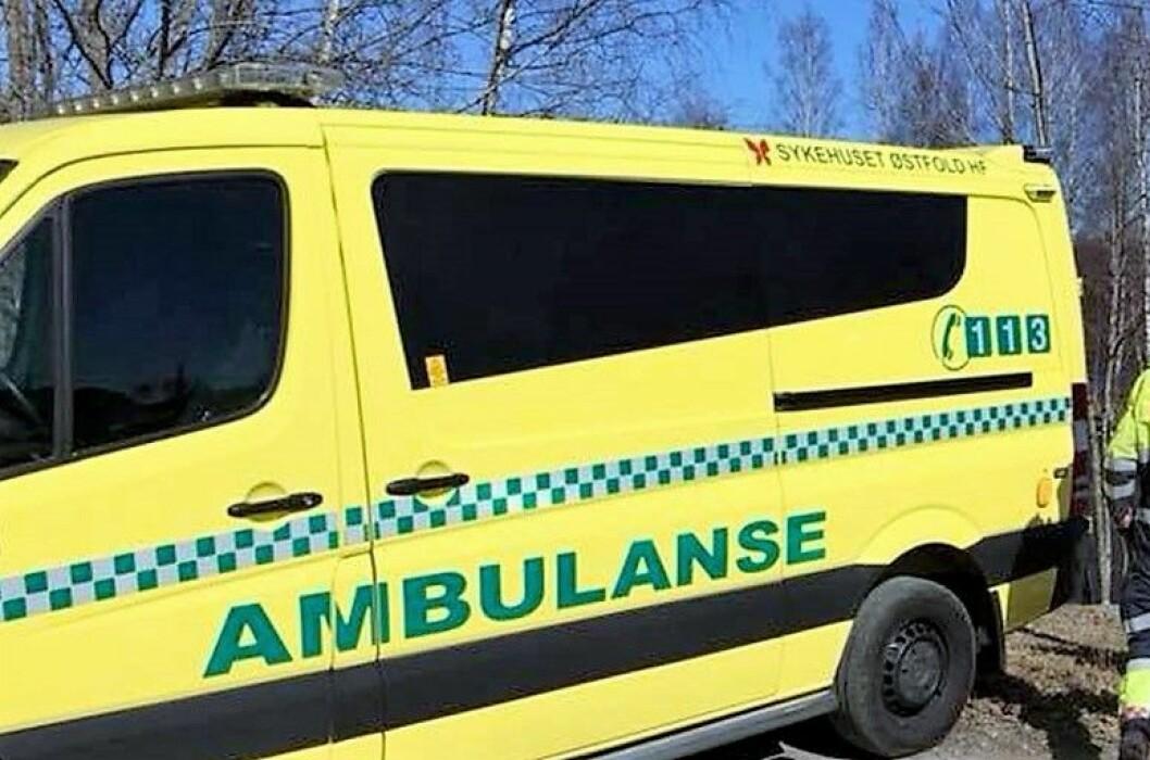 Syklisten ble kjørt til Ullevål sykehus. Det er ikke oppgitt hva som er årsaken til ulykken. Arkivfoto: Freddie Larsen / NTB scanpix