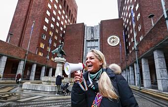 Bomaktivist Cecilie Lyngby: – Vi skal aksjonere ved alle Oslos 83 bommer 1. juni