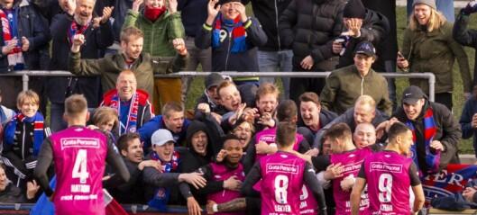 Overbevisende Vålerenga-seier med fem scoringer i bortekampen mot Ranheim