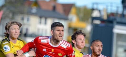 Raufoss avgjør mot Skeid på overtid for tredje gang på rad, og vinner 3-2
