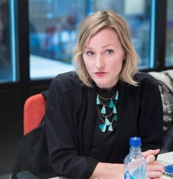 Byrådet oppfyller nå hele normen for skolehelsetjenesten, sier Inga Marte Thorkildsen, byråd for oppvekst og kunnskap. Foto: Vidar Ruud / NTB scanpix