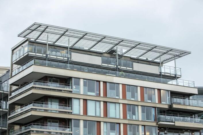Kraftinvestor Einar Aas ville egentlig ha 70 millioner kroner for penthouseleiligheten på Tjuvholmen. Men må nøye seg med 2.5 millioner mindre. Foto: Ole Berg-Rusten / NTB Scanpix