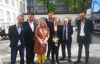 Borgerlige Oslo-politikere jubler over regjeringens ekstra-millioner til Den tyske skolen