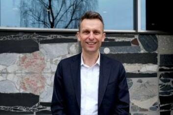 � Nå håper vi at de i posisjon i Oslo følger opp med handling, sier styreleder Knut Kroepelien. Foto: Petra Gjemmestad / Energi Norge