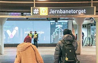 Ny rapport om mindreårig ungdom på Oslo S: – Folk tenker at vi er gatebarn og at det kommer til å bli slåsskamp