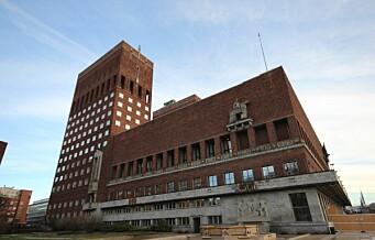 Ansatte i Oslo rådhus kan gå ut i streik